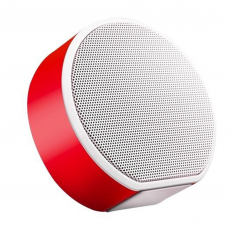 Mini Altavoz Bluetooth Inalámbrico A60 Color Rojo