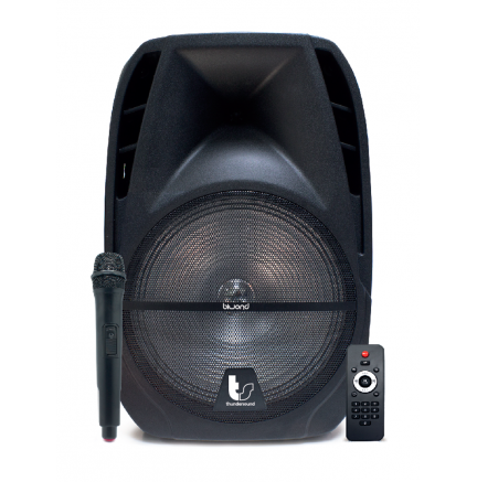 "Altavoz Autoamplificado 470W 15"" ThunderSound Biwond"