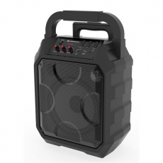 Altavoz Karaoke Bluetooth Party Boom 30W COOLSOUND