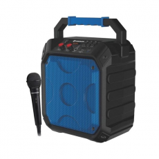 Altavoz Karaoke Bluetooth Party Boom 15W + Micrófono COOLSOUND