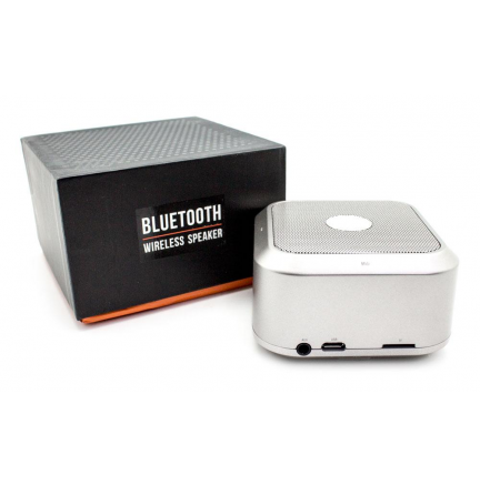 Altavoz Square Bluetooth DT-B100 Metal