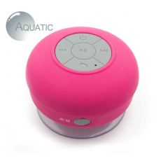 REPRODUCTOR BLUETOOTH AQUATIC ROSA