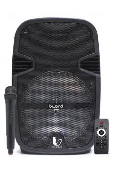 "Altavoz Autoamplificado 400W 12"" ThunderSound Biwond"