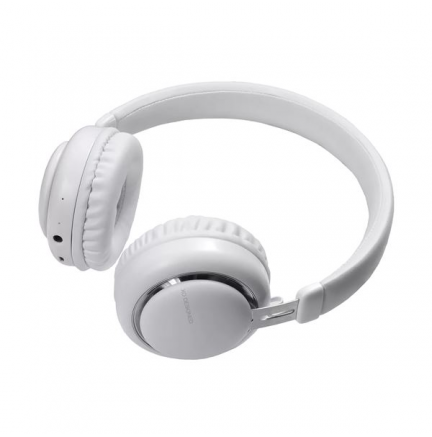 Auricular BE10 Bluetooth Blanco XO