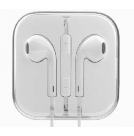 Auriculares Multifuncion iPhone Blanco