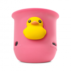 Altavoz Portátil Bluetooth Bone Play Patito Rosa