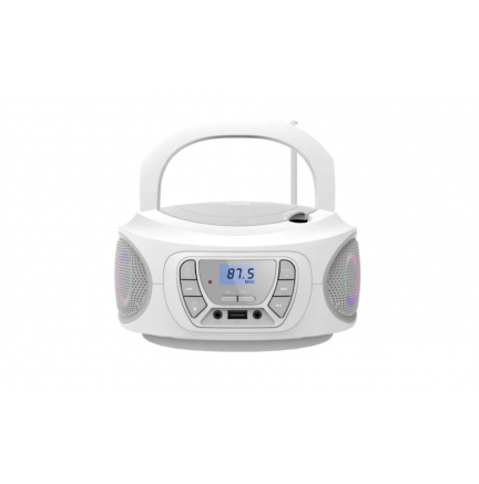Radio CD USB BOOM-ONE-B Fonestar Blanco