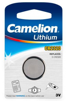 Boton Litio CR2320 3V (1 pcs) Camelion