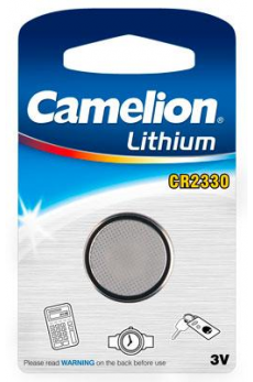 Boton Litio CR2330 3V (1 pcs) Camelion