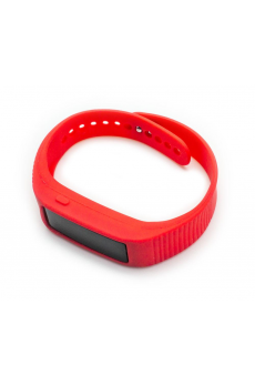 Brazalete Inteligente Sports Rojo