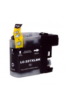 Cart. Brother LC-227 XL Negro 28ml (reman.)