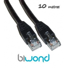 Cable Ethernet 10m Cat 6 BIWOND