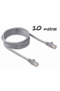 Cable Ethernet 10m Cat5e
