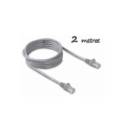 Cable Ethernet 2m Cat5e