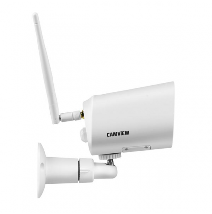Cámara IP Tipo POE 3.6MM 2MP WiFi SD
