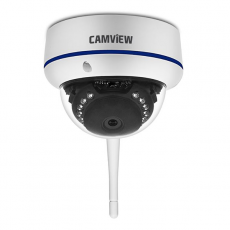 Cámara IP Tipo Domo Anti Vandálico 3.6MM 5MP WiFi SD Camview