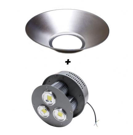 Campana Led Industrial 150W