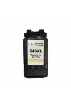 Cart. Canon CLI 546 Color 15ml (reman.)