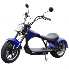 CityCoco E-Chopper Matriculable 2000W / 24AH azul