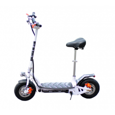 CityStreet 1500W/48V/12aH/Litio Blanco Gran-Scooter
