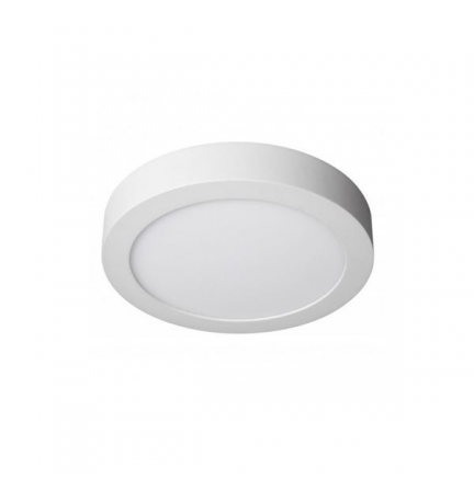 Downlight Circular Sobre Pared LED 18W Luz Blanca ELBAT