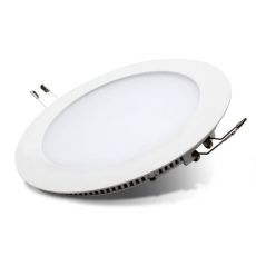 Downlight Empotrar Ultraplano LED 9W Luz Fría ELBAT