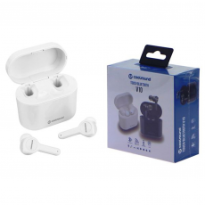 Auriculares Earbuds TWS V10 Touch Bluetooth Blancos COOLSOUND