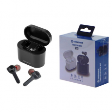 Auriculares Earbuds Tws V10 Touch Bluetooth Negro Coolsound