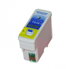 Cart. Epson T038 Negro 11ml (reman.)