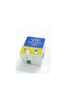 Cart. Epson T039 Tricolor 27ml (reman.)