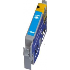 Cart. Epson T0422 Cyan 16ml (reman.)