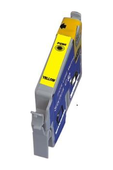 Cart. Epson T0424 Amarillo 16ml (reman.)