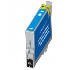 Cart. Epson T0442 Cyan 18ml (reman.)