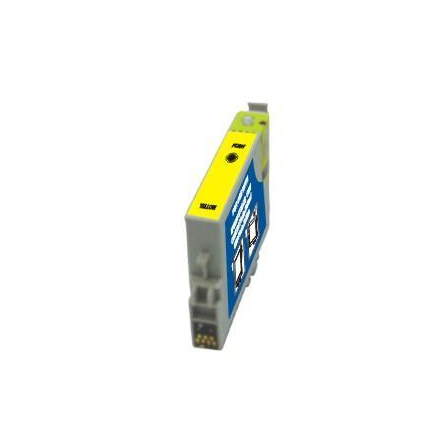 Cart. Epson T0444 Amarillo 18ml (reman.)