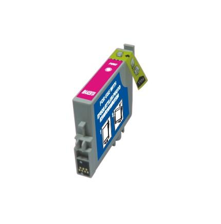Cart. Epson T0483 Magenta 18ml (reman.)