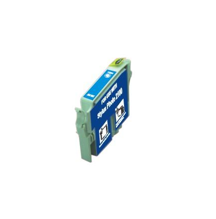 Cart. Epson T0485 Cyan claro 16ml (reman.)