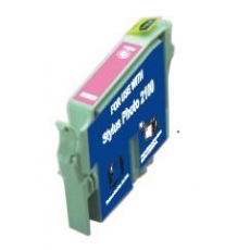 Cart. Epson T0486 Magenta claro 18ml (reman.)1E031