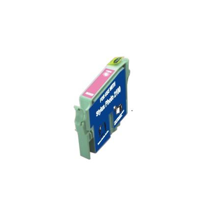 Cart. Epson T0486 Magenta claro 18ml (reman.)