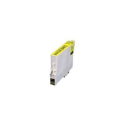 Cart. Epson T0554 Amarillo 18ml (reman.)