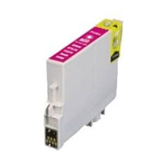 Cart. Epson T0613 Magenta 18ml (reman.)