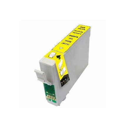 Cart. Epson T0714/0894 VI Amarillo 15ml (reman.)