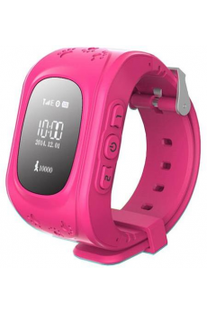 Reloj Security GPS Kids G36 Rosa
