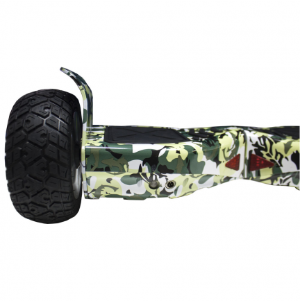 "HoverBoard Hummer 8.5"" Camuflaje Bluetooth Patín Eléctrico"