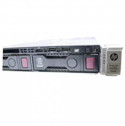 Servidor HP DL360P G8 (Refurbished)
