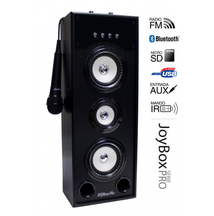 Reproductor JoyBox Karaoke Serie Pro WH