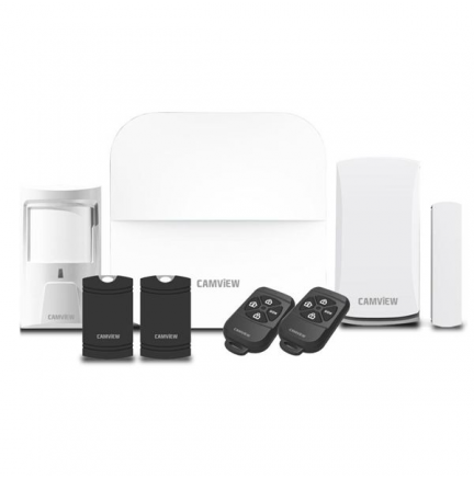 Kit Alarma Security Protect WiFi/GSM