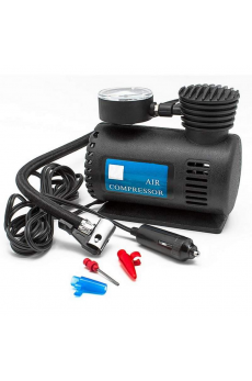 Kit Compresor Coche 12V
