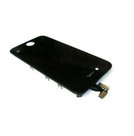 Pant. Tactil + LCD Negro iPhone 4 (Grade A+)