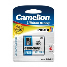Litio CR-P2 6V (1 pcs) Camelion
