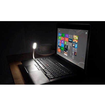 Luz LED Usb Flexible Portatil Azul